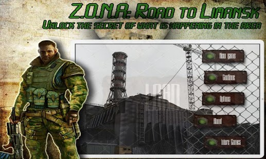 Z.O.N.A: Road to Limansk HD - screenshot thumbnail