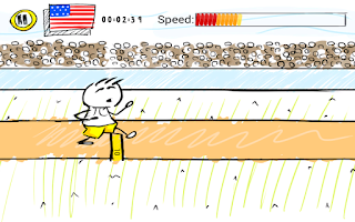 Screenshot of Doodle Summer Games HD Free