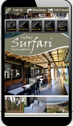 Surfari Lodge Accommodation