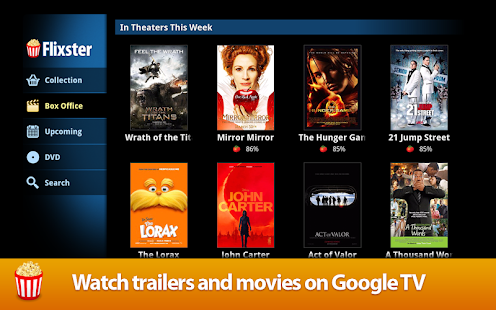 Movies by Flixster Screenshot 32