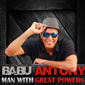 Babu Antony (actor)