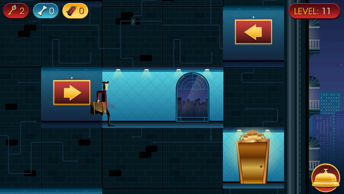 Bellboy - screenshot
