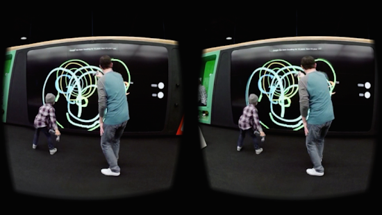 Google Shop at Currys VR Tour Screenshot 6