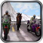 Moto Gp Racer Fast Bike Racing