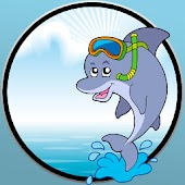 My favorite dolphin for babies
