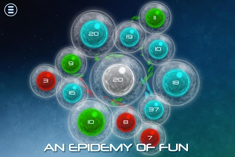 Biotix: Phage Genesis Screenshot