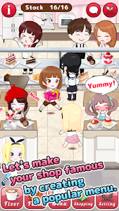 My Cafe Story2 -ChocolateShop- v13 (Mod Money)