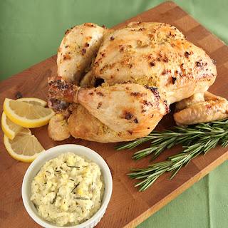 Zesty Chicken Rub.