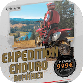 Expedition Enduro Rumänien