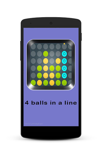 4 balls in a line 2015
