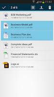 Screenshot of File Transfer Pro