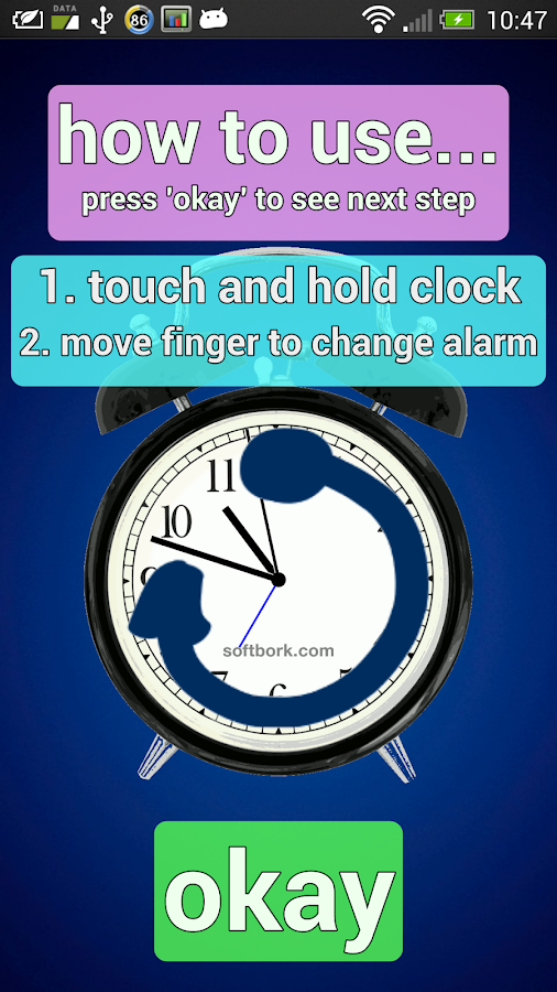 Simplest Alarm-clock Ever- screenshot