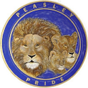 Peasley Middle School logo
