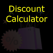 Discount % Calculator
