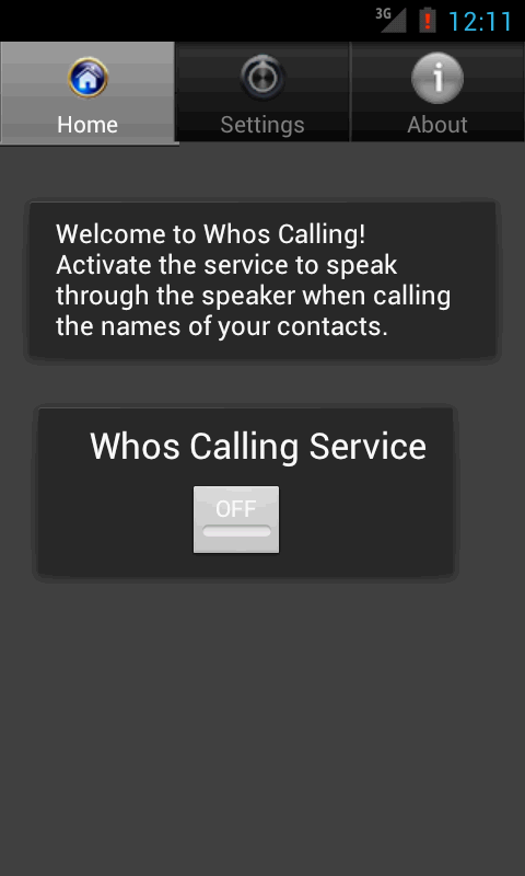 Who is calling Addfree - screenshot