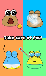 Pou APK screenshot thumbnail 1