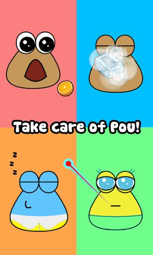 Pou- screenshot thumbnail
