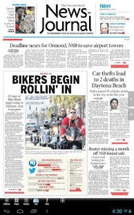 Daytona Beach News-Journal - screenshot thumbnail
