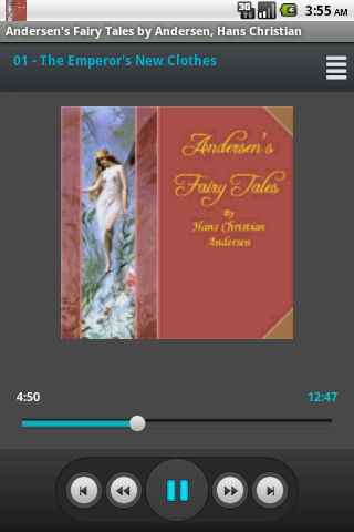 Andersens Fairy Tales Librivox