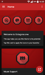 OctagonsUI - Icon PAck v1.0