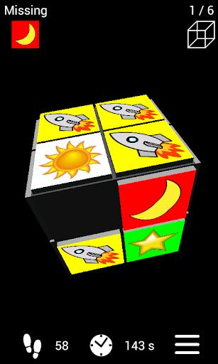 3D Slider Puzzle