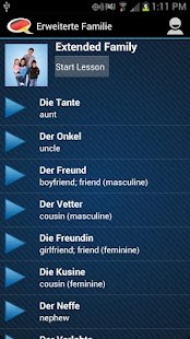 Learn German - Wie Geht's - screenshot thumbnail