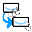 RepetiTouch Free (root) (ads) icon