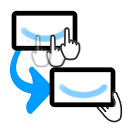 RepetiTouch Free (root) (ads) mobile app icon