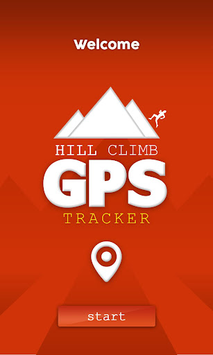 Hill Climb - GPS Tracker