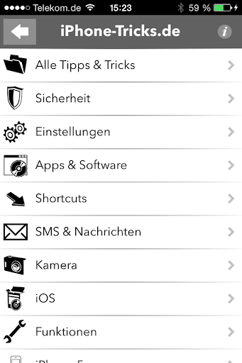 Tricks fürs iPhone