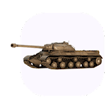 360° IS-3 Tank Wallpaper