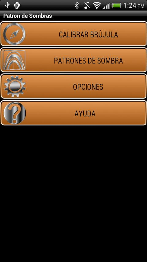 Patrones de Sombra- screenshot