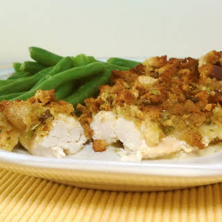 Campbells Chicken Stuffing Bake Recipes.