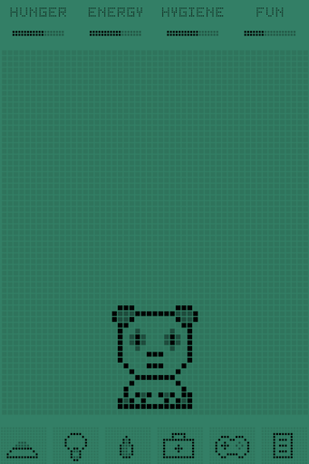 Wildagotchi: Virtual Pet
