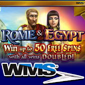 Rome and Egypt HD Slot Machine