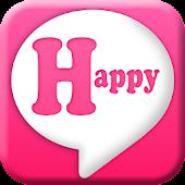 Happy Chat - 友達探しチャット