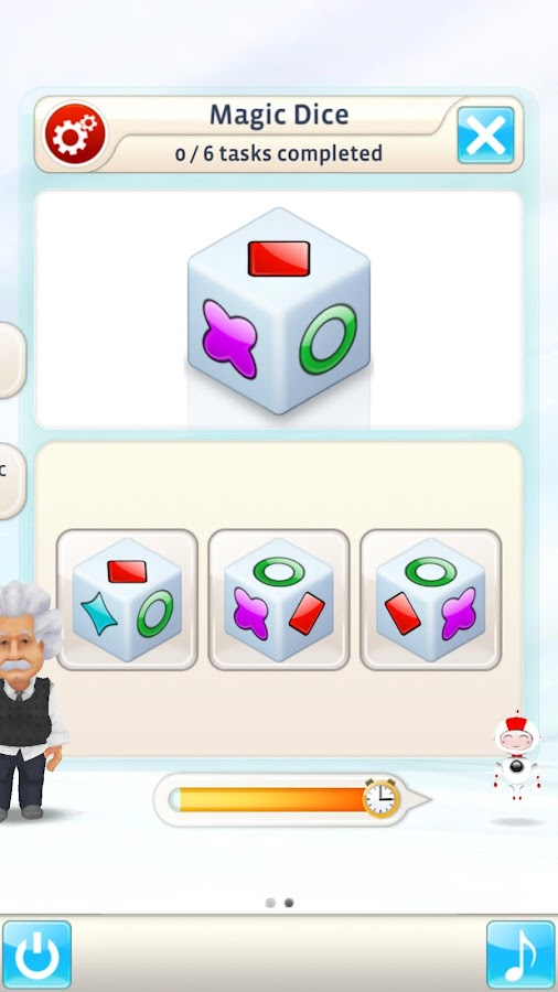 Einstein™ Brain Trainer HD- screenshot