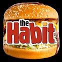 The Habit Charburger Challenge logo