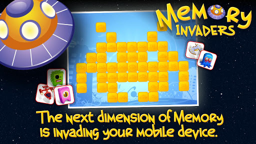 Memory Invaders apk