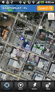 EarthPlat Florida Screenshot 1