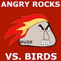 Angry Rocks vs. Birds icon