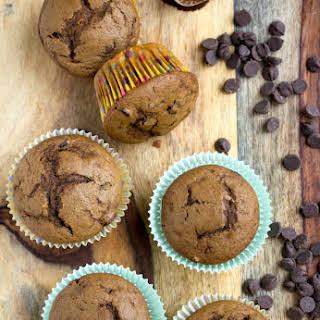 Espresso Chocolate Chip Muffins.