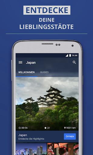 【免費旅遊App】Japan Premium Guide-APP點子