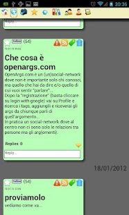 OpenArgs - screenshot thumbnail