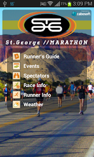 St. George Marathon- screenshot thumbnail