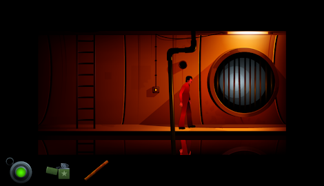 The Silent Age Screenshot 2