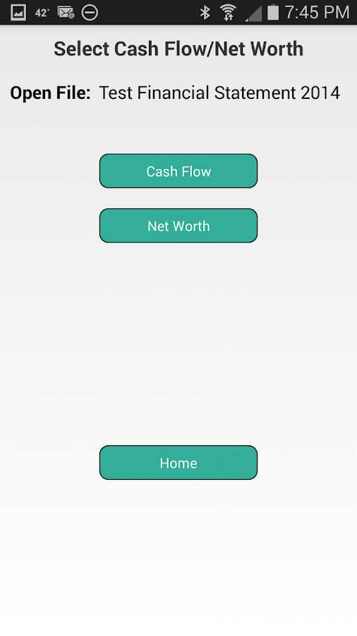Financial Statement - Android Apps on Google Play