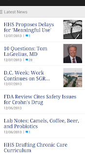 MedPage Today Screenshot 1