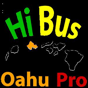 HI Bus Pro - Oahu