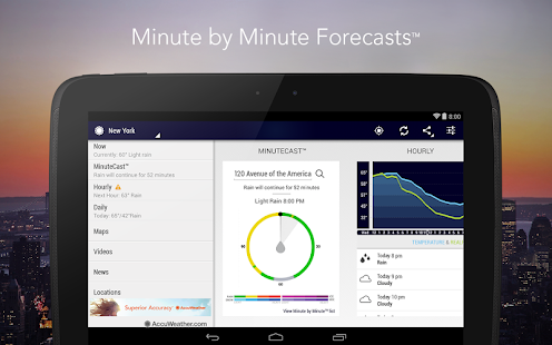 AccuWeather Screenshot 24